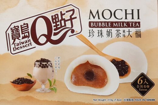 Bubble milk Tea Mochi