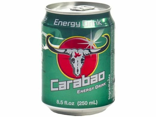 Carabao energiajuoma 6x250 ml