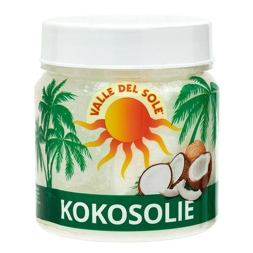 Kookosöljy 500 ml VALLE DEL SOLE