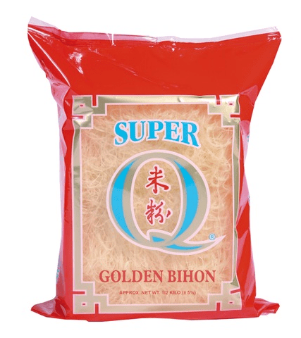 Maissinuudeli Golden Bihon 454g SUPER Q