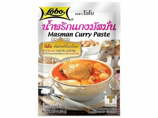 Masman curry 50g LOBO