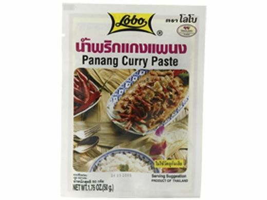 Panang curry 50g LOBO