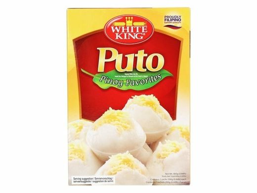 Puto-jauho 400 g WHITE KING