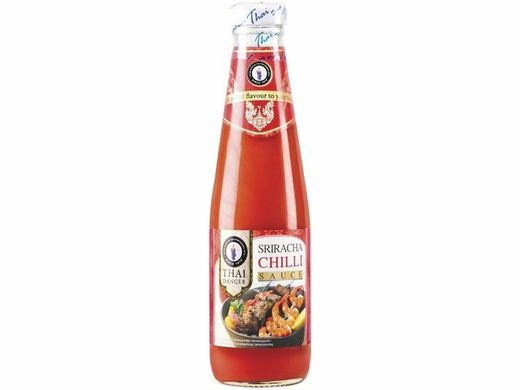 Sriracha-kastike 300ml THAI DANCER