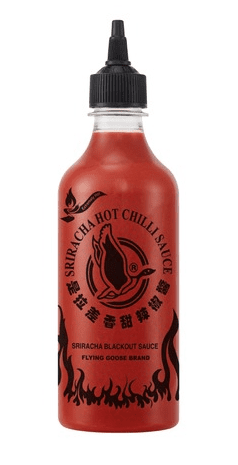 Sriracha-kastike blackout 455ml FLYING GOOSE