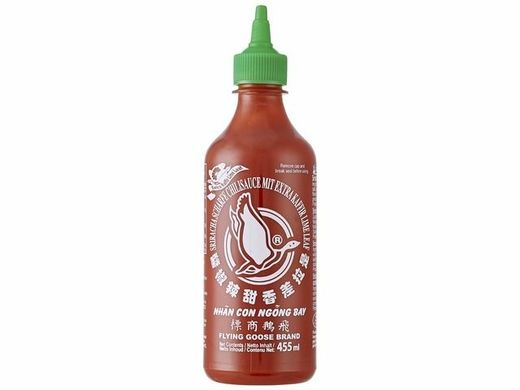 Sriracha-kastike kaffir-lime 455ml FLYING GOOSE
